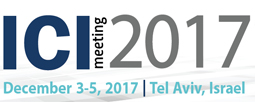 COME AND VISIT US  AT THE ICI MEETING TEL AVIV!